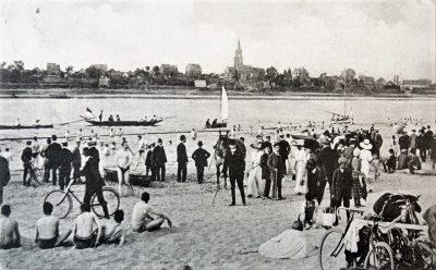 Das alte Strandbad wünschen sich viele zurück.